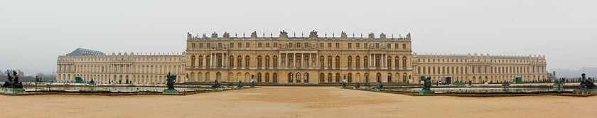 Le chateau de versailles photos