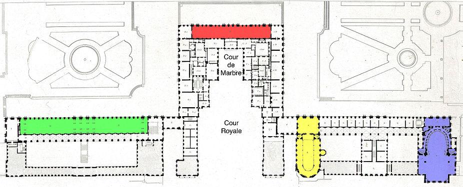 Versailles Construction Chateau U Montellier