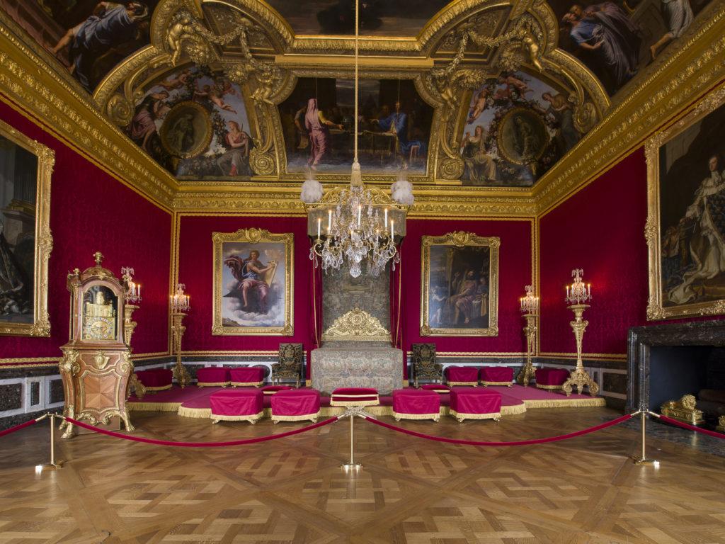 Nombre De Pieces Au Chateau De Versailles Chateau U