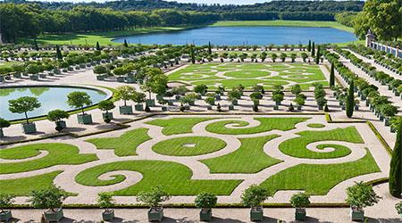 Jardin de versailles paris chateau u montellier for A la verticale du jardin grenoble