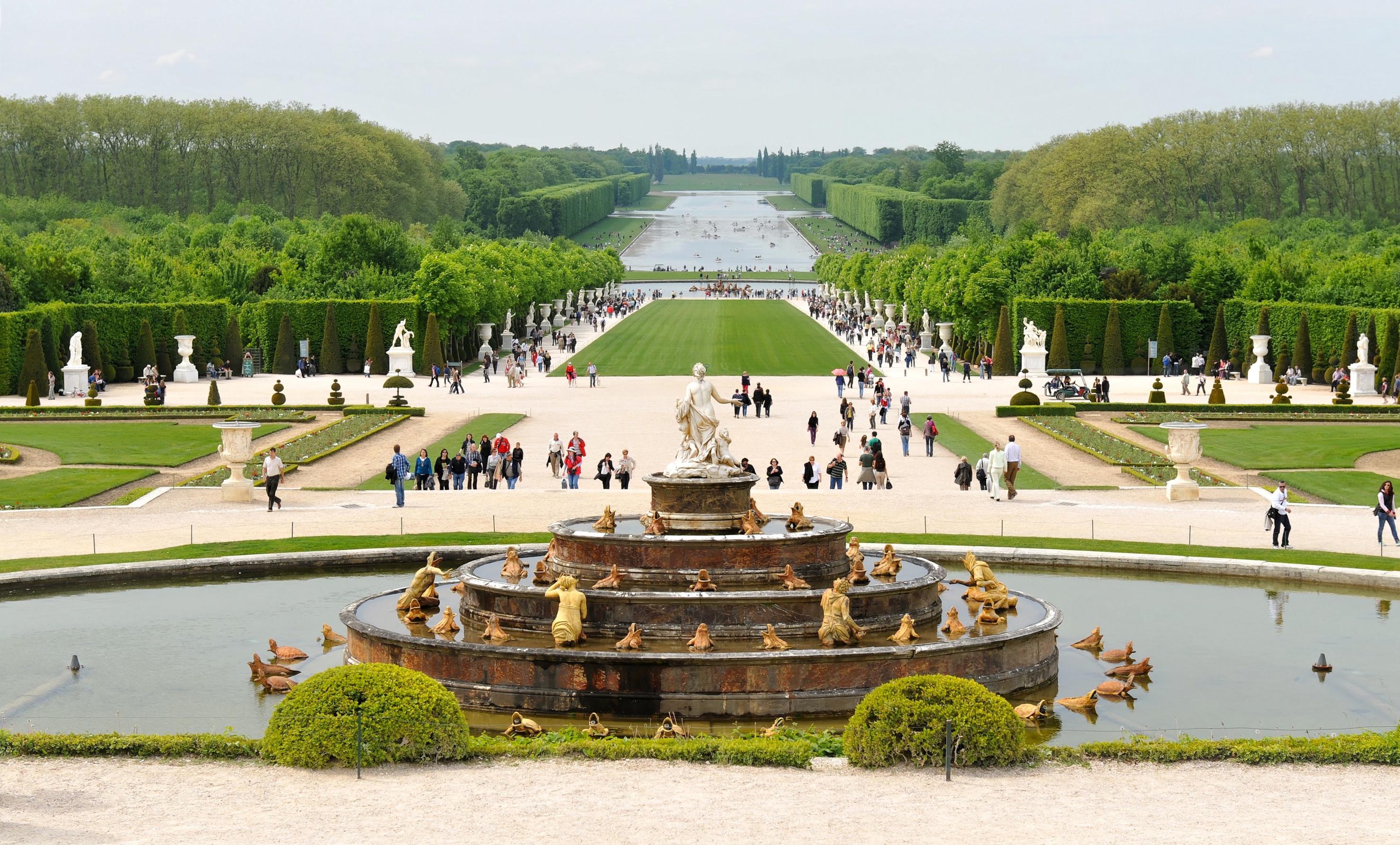 Chateau versailles archives page 10 of 15 chateau u - Comment aller au jardin du luxembourg ...