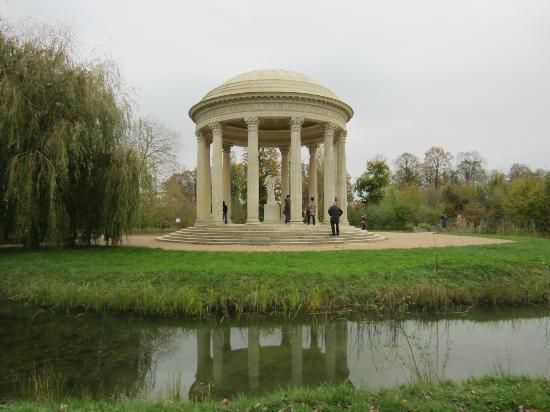 Chateau de versailles trianon