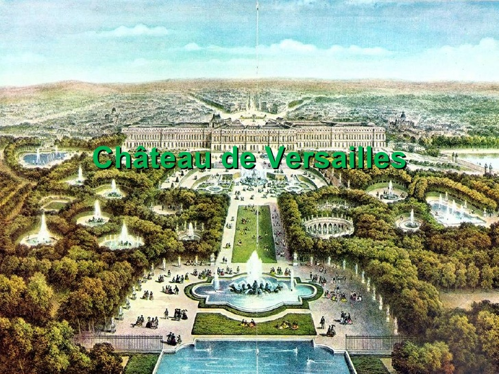 Visite des jardins du ch teau de versailles chateau u - Jardin du chateau de versailles gratuit ...