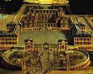 Histoire du chateau de versailles résumé