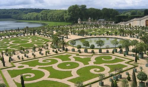 Jardins versaille chateau u montellier - Chateau de versailles jardin ...