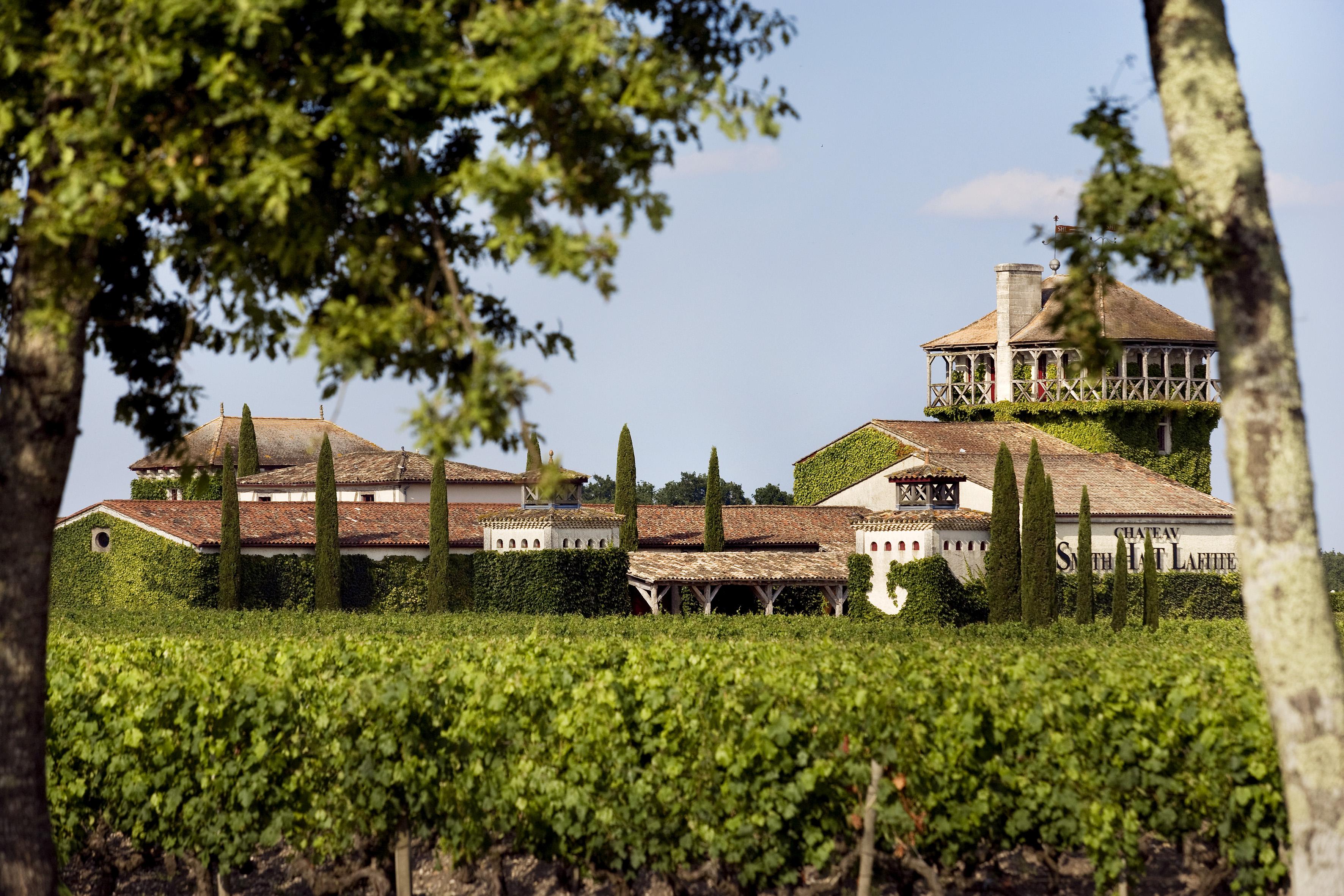 Visite chateau bordeaux