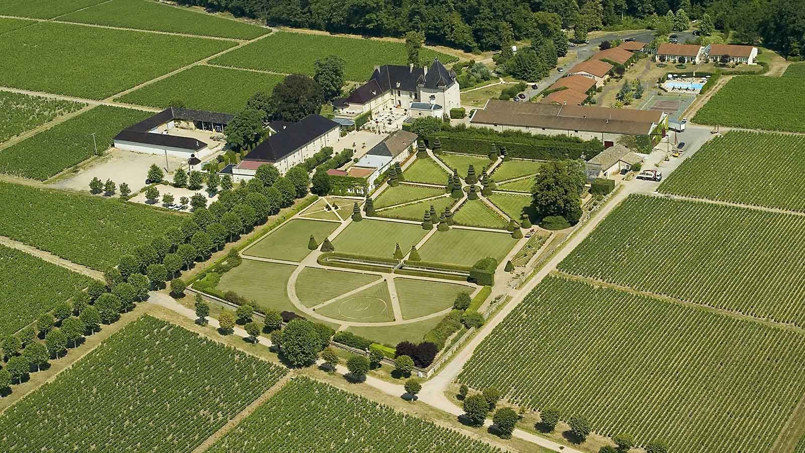 Chateau pizay beaujolais