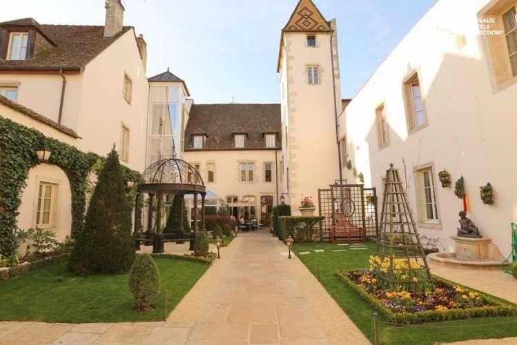 Hotel de charme bourgogne spa