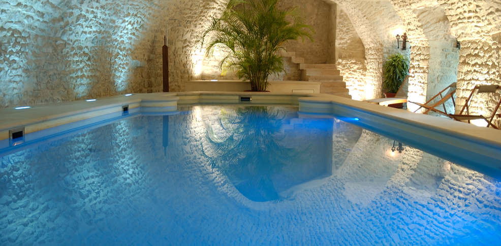 Hotel de charme en bourgogne avec piscine