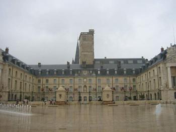 Bourgogne monuments