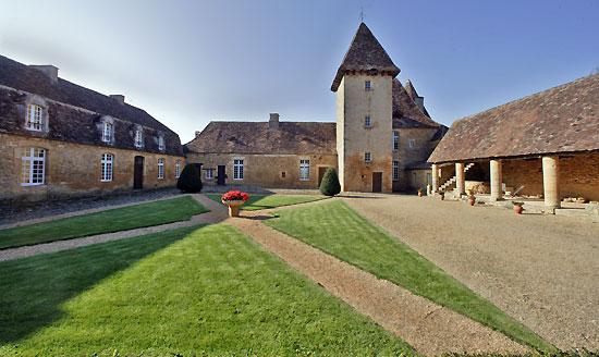 Chateau de la bourgonie