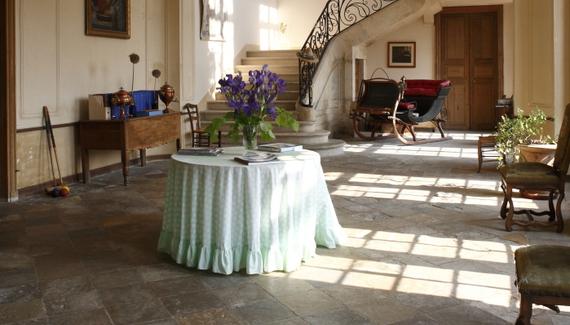Bourgogne chateau hotel