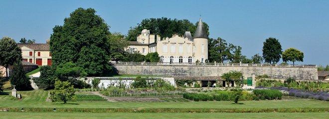 Bordeaux chateau lafite