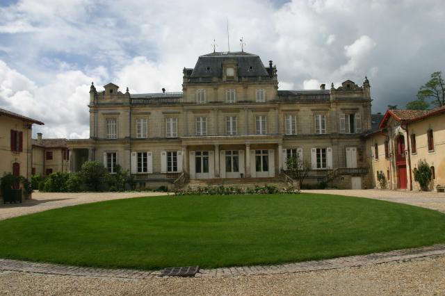 Margaux chateau giscours
