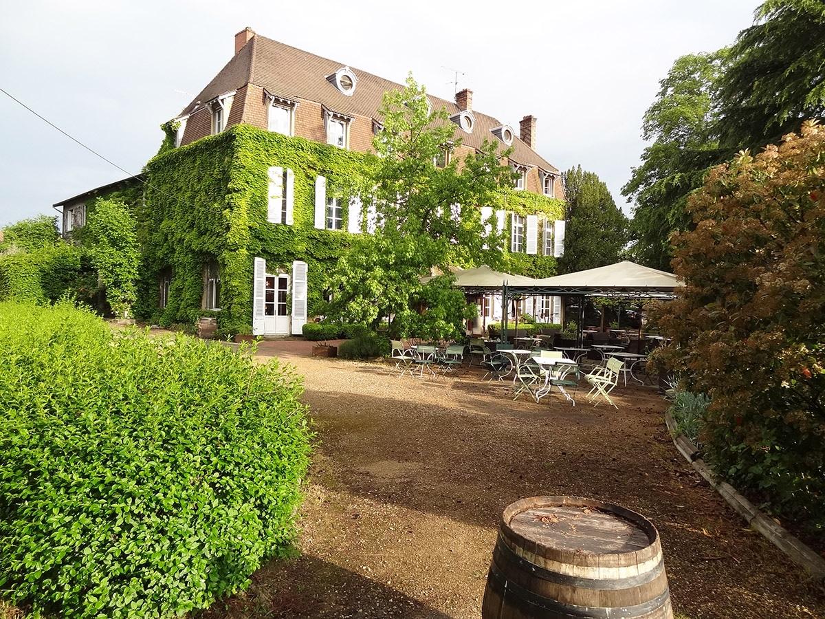 Bourgogne hotel de charme