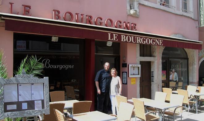 Restaurant bourgogne