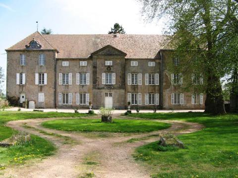 Vente chateau bourgogne