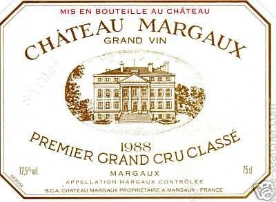 Chateau a margaux