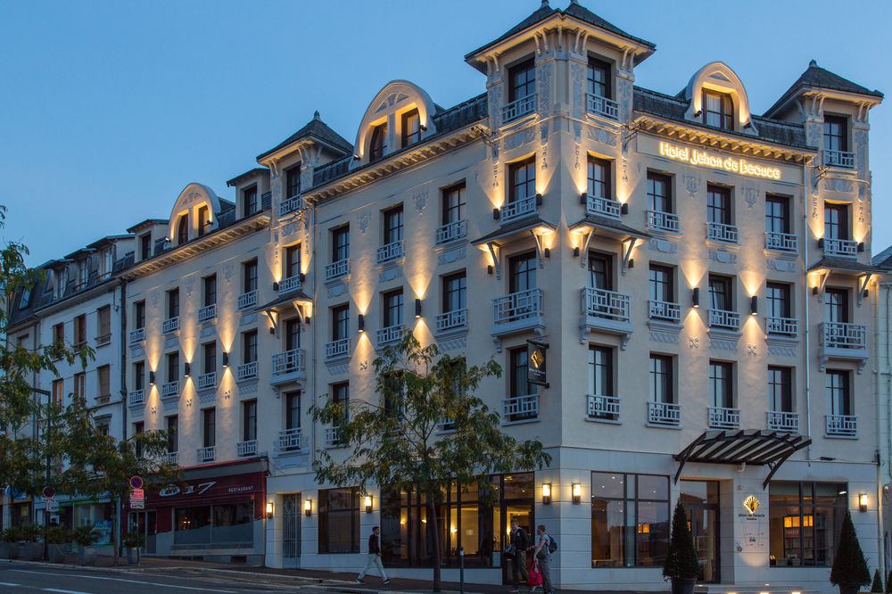 Chateaux et hotels