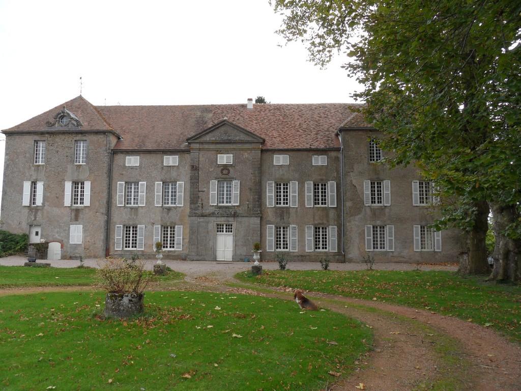 Chateau a vendre en bourgogne