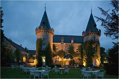 Hostellerie de chateau