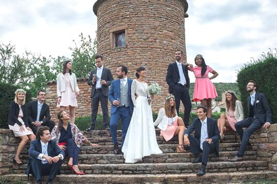 Chateau mariage bourgogne