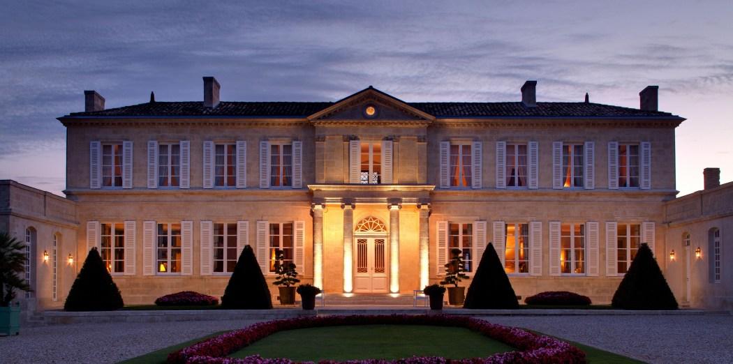 Visite de chateau bordeaux