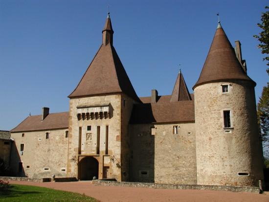 Visite chateau beaujolais