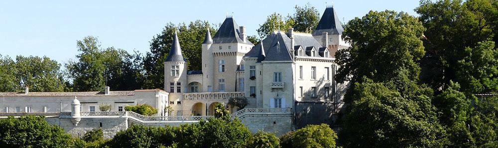 Visite chateau bordeaux vin