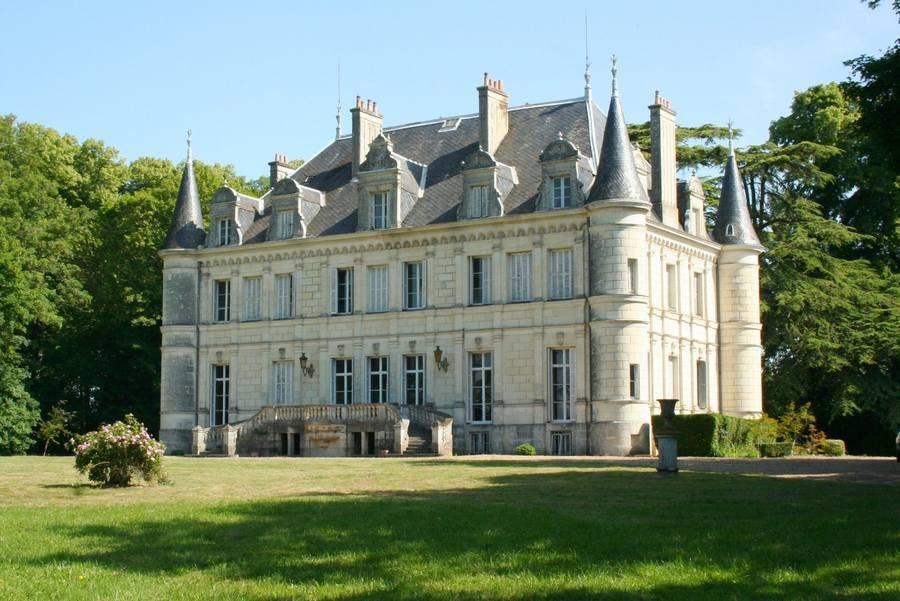 Chateau indre et loir