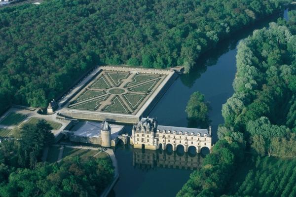Horaire chateau de chenonceau