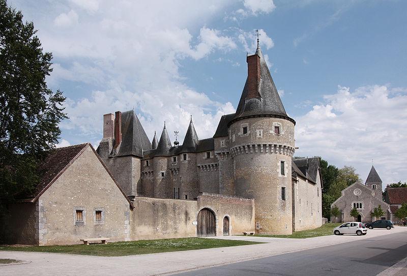 Chateau dans le 41