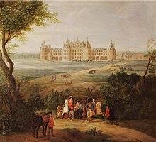 Le chateau de chambord son histoire