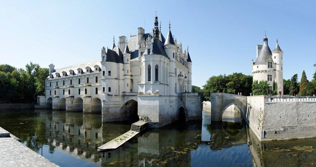Visite chateau france
