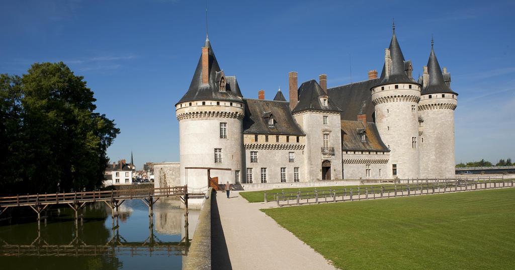 Departement Chateau De La Loire Chateau U Montellier