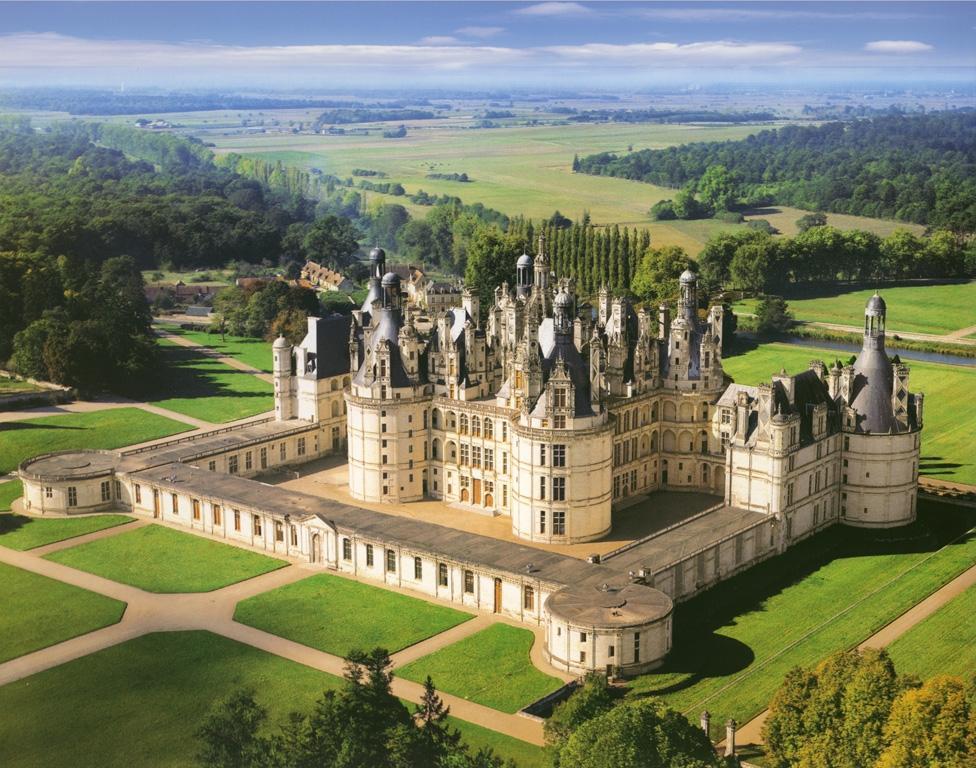 Image chateau chambord