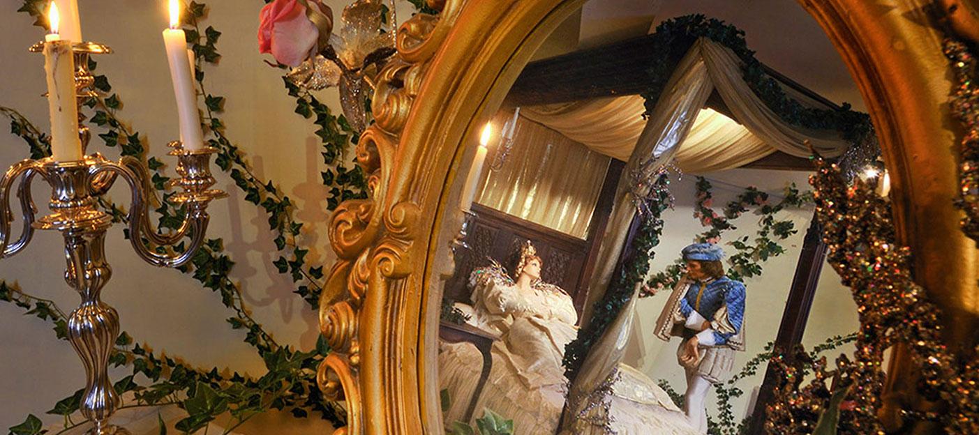 Chateau de la belle au bois dormant ussé