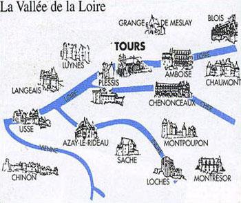 Visiter Les Chateaux De La Loire En 3 Jours