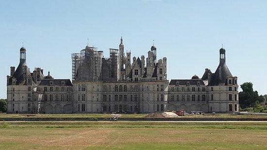 Les chateaux de la loire chambord chateau u montellier - Office tourisme chenonceau ...
