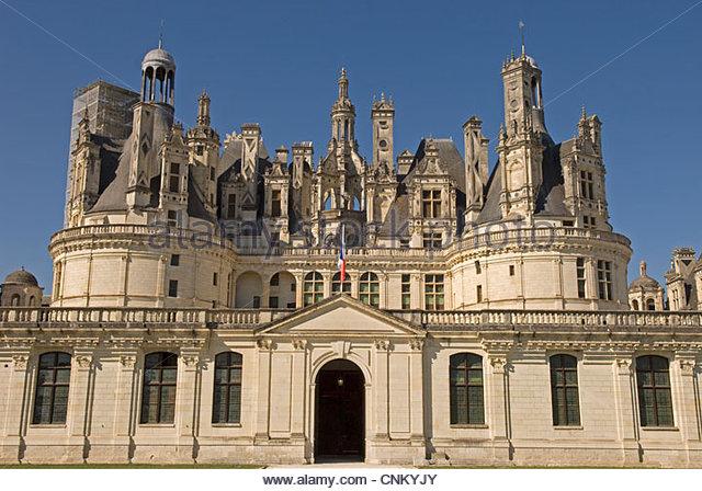 Departement chateau de chambord
