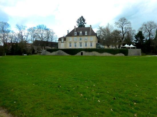 Chateau de rigny hotel