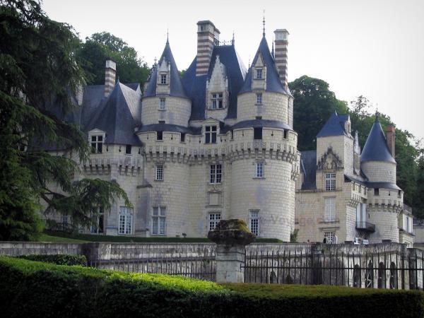 Chateau ussé avis