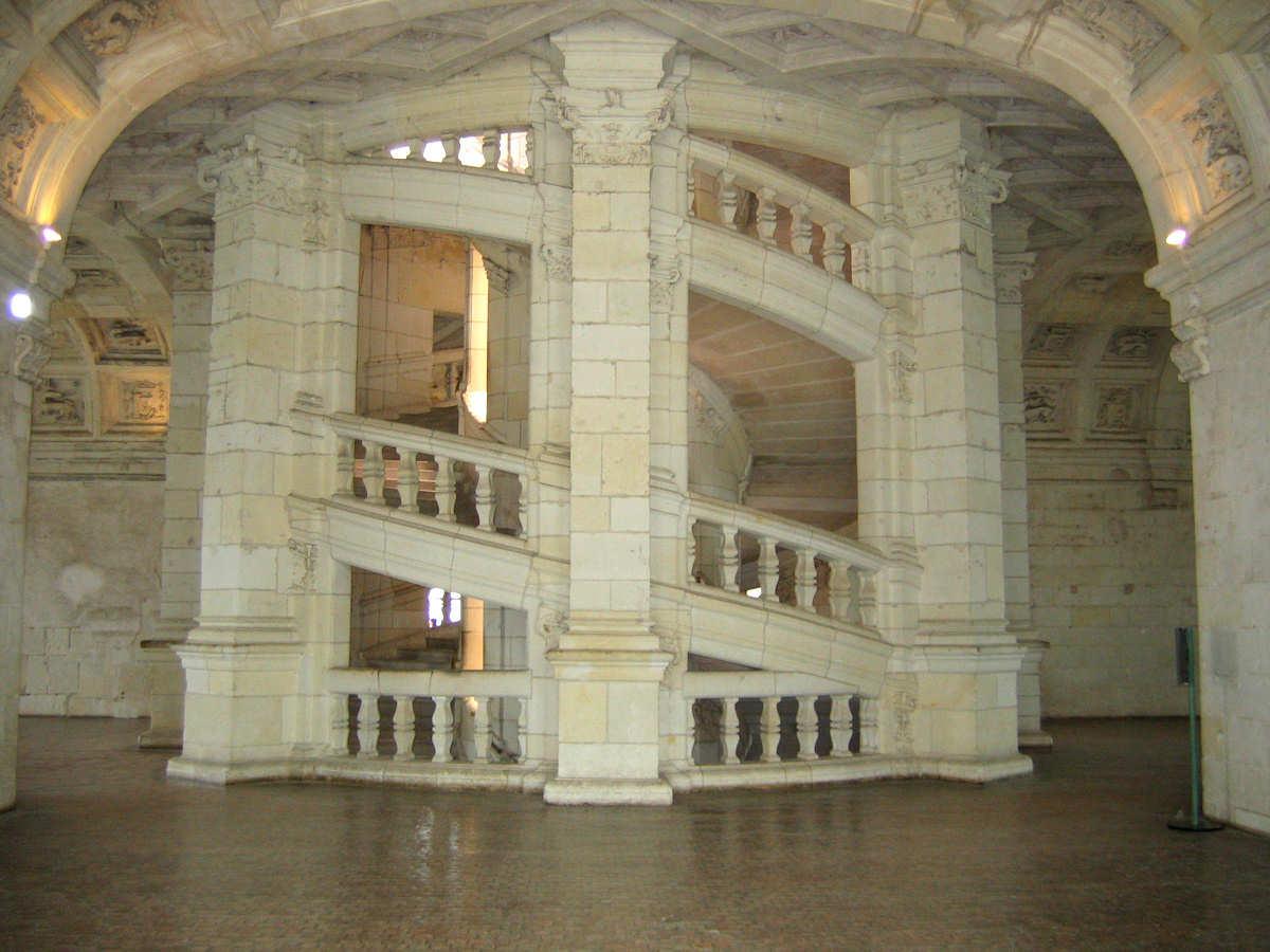 Chateau de chambord date de construction