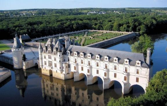 Chateau de loire tours
