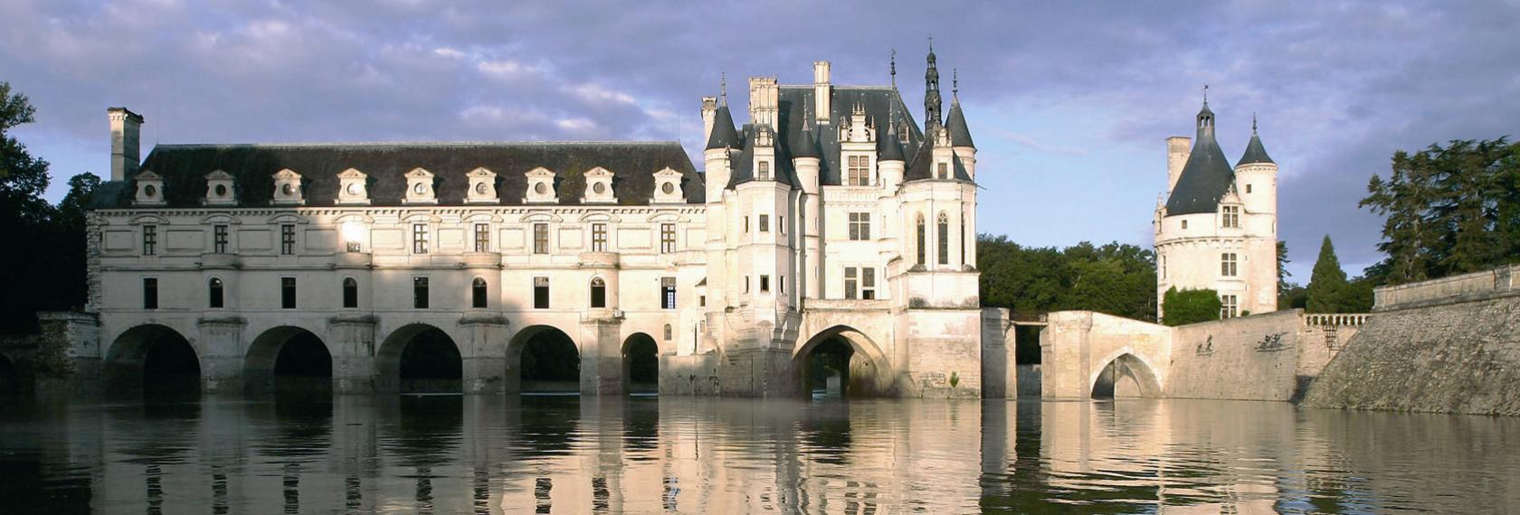 Promo chateau de la loire