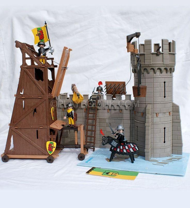 Accessoire chateau playmobil