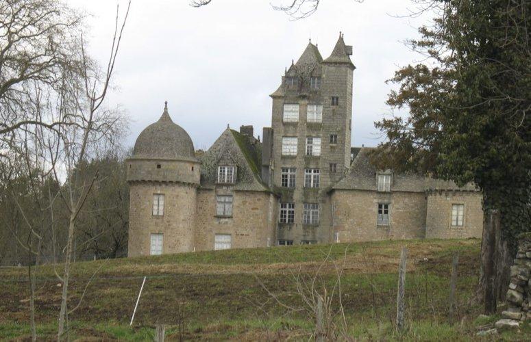 Chateau à vendre pas cher