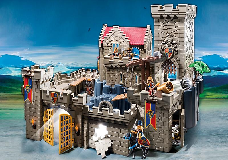 Ancien chateau playmobil