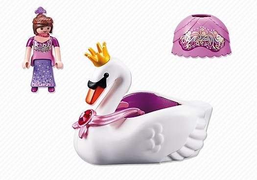 Playmobil princesse bateau