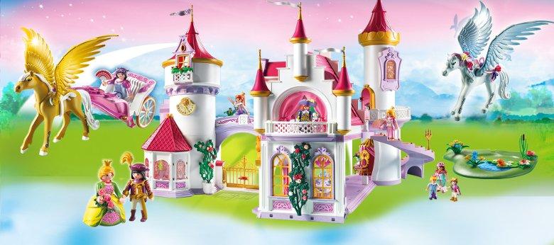 Playmobil palais de princesse prix
